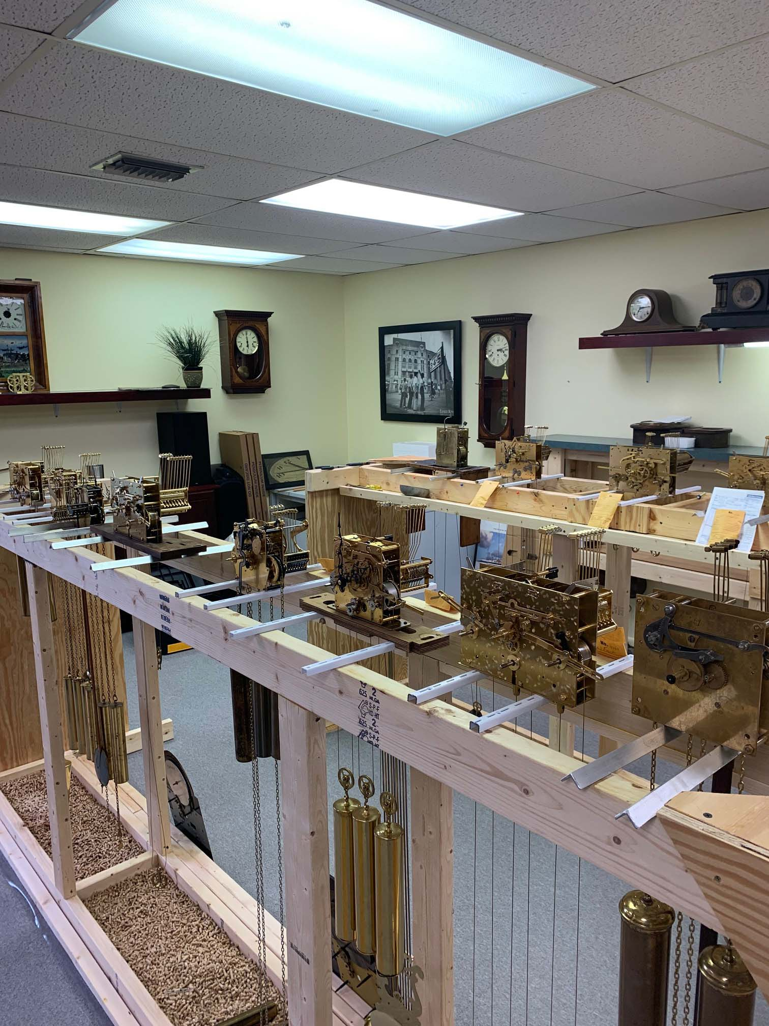 Accurate Time Grandfather Clock Repair Fort Myers   Southwest Florida